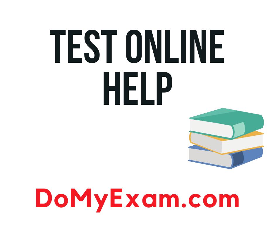 Test Online Help